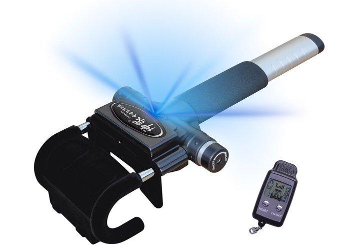 《育誠科技》『神眼3代 三代』超音波+震動+器壓傳訊鎖/方向盤鎖/新款接收器/另售神眼6代 超安 愛鎖