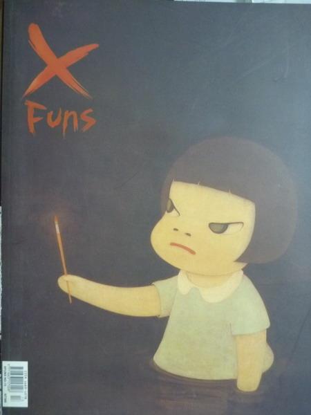 【書寶二手書T4/雜誌期刊_PNH】X FUNS放肆創意設計(13)_謝佳玲