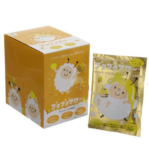 【百倉日本舖】日本製 蜂蜜柚子泡湯粉/泡湯包/泡湯劑(1入)