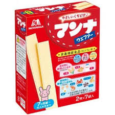 森永 MANNAR 嬰兒威化餅 35.7g