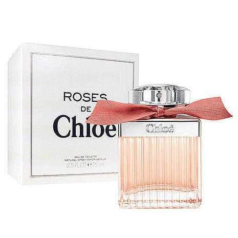 CHLOE Roses 玫瑰女性淡香水 TESTER 75ML☆真愛香水★