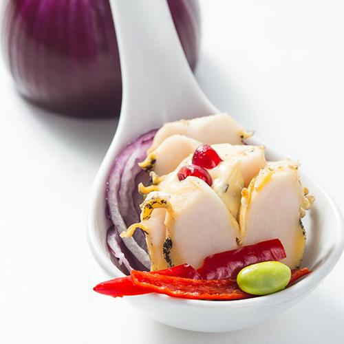 【IT'S SEAFOOD】智利頂級鮑魚(大顆)_(450g/3粒)