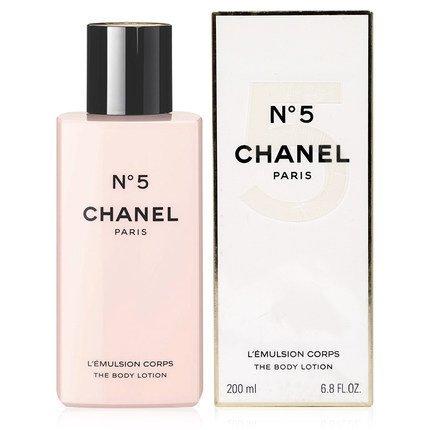 (現貨+預購) 香奈兒 CHANEL N°5 5號柔膚身體乳液 200ML ☆真愛香水★