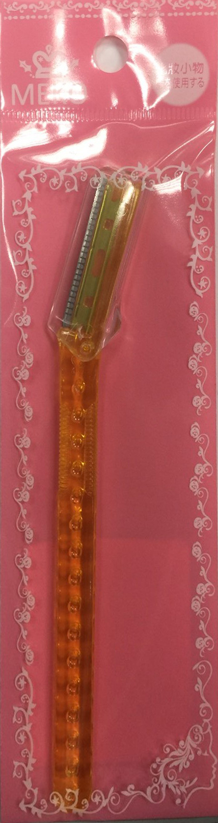 長泡泡安全修眉刀(1入)E-015