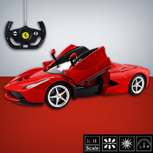 【瑪琍歐玩具】1:14 Ferrari Laferrari   遙控車