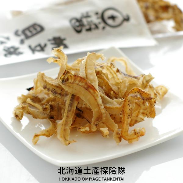 「日本直送美食」[北海道海產] 魚醬 干貝唇 ~ 北海道土產探險隊~