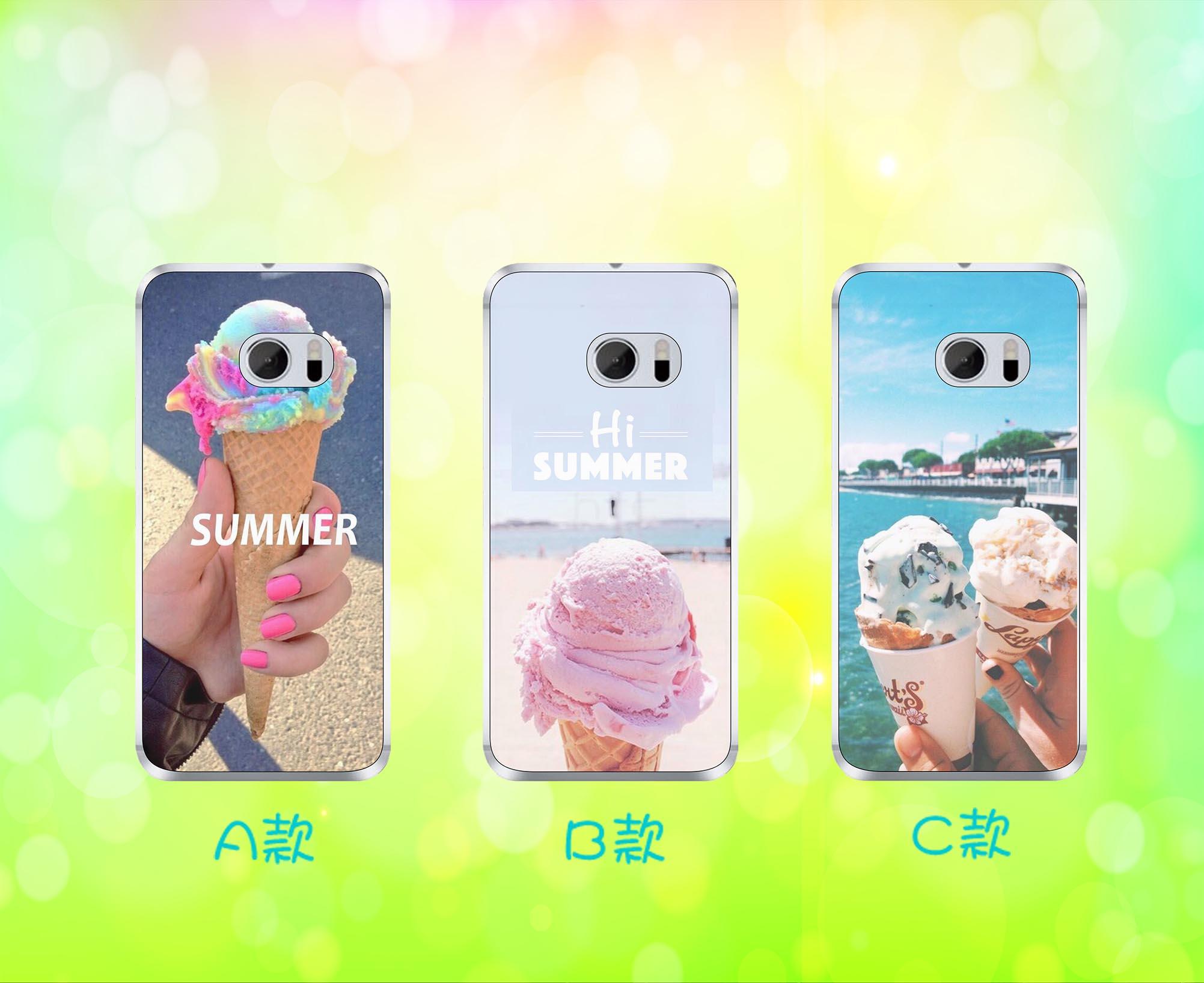 [HTC] ✨夏日系列透明軟殼 ✨[M8,M9,M9+,M10,D816,D820,D826,D728,A9,X9,728,825,830 ]