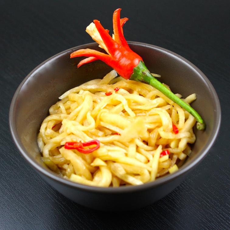 【綠窩 花香魯味 】手工醃菜系列-大頭菜 (季節限定) (250g/包)
