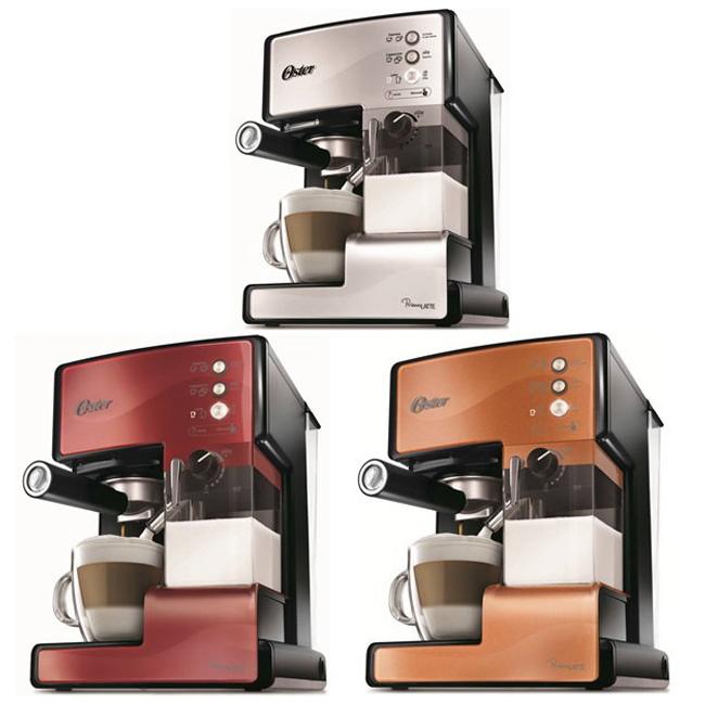 【伊萊克斯Electrolux】奶泡大師義式咖啡機(銅橘、燄紅、乳白)/BVSTEM6601 (不挑色,隨機出貨)