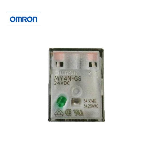 OMRON 繼電器 MY4N-GS  14腳 (不附座)