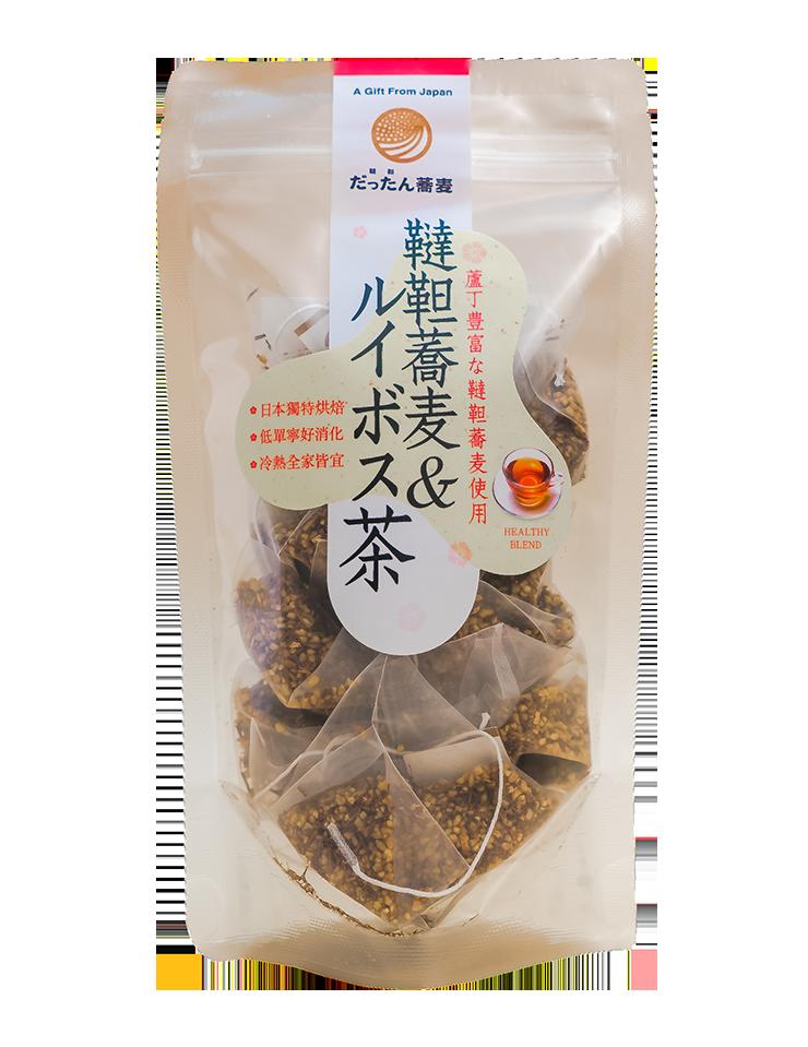 霖沃食集 l 韃靼蕎麥&南非國寶茶(6公克x10袋)