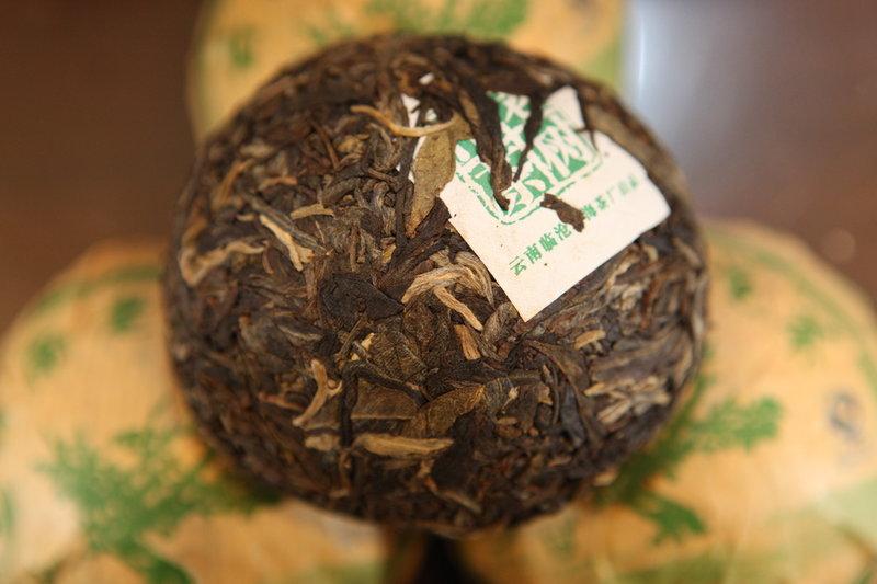 【普洱茶藏-已缺貨勿下標】2012年雲海茶廠-邦東老樹沱茶 普洱生茶-100g