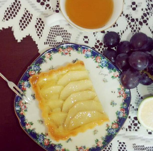 【Le Joyau 樂珈歐】奶油蘋果塔 (10cm*8.5cm)