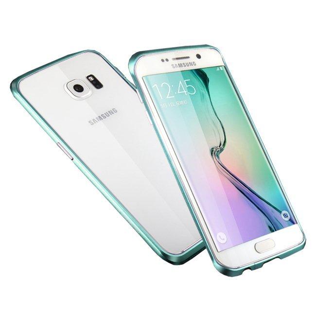 GINMIC 陽極超薄鋁合金邊框/SAMSUNG S6 edge/手機殼/手機套/保護殼/硬殼/手機邊框【馬尼行動通訊】