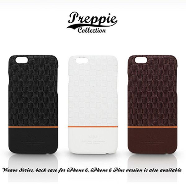 kajsa 時尚木紋側翻可插卡皮套 APPLE IPhone 6 4.7 /手機殼/保護殼【馬尼行動通訊】