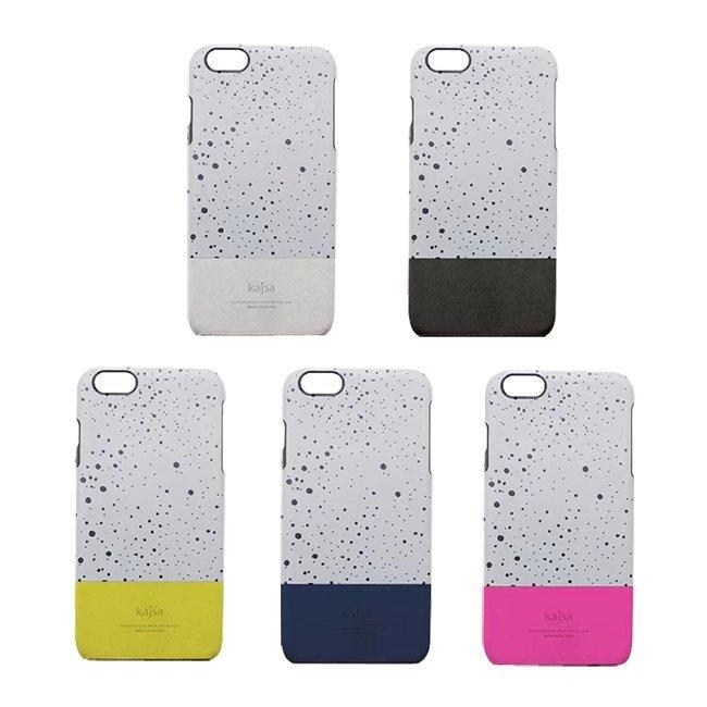kajsa NEON系列 個性噴墨 變色保護殼 /iPhone 6 plus 5.5吋/手機殼/保護殼【馬尼行動通訊】