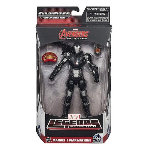 【孩之寶流行玩具】MARVEL LEGENDS 復仇者聯盟2-6吋人物組 戰爭機器MK2