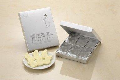 [石屋製菓出品|數量限定|冬季限定]北海道白色戀人季節限定禮盒 雪人巧克力18枚入-白巧克力※SUPERSALE滿$888折$166
