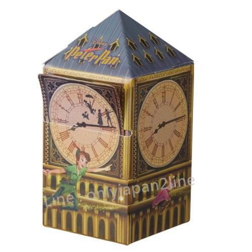 【真愛日本】12/1販售-樂園限定鐘塔造型便籤  迪士尼 樂園限定 小精靈  小飛俠 彼得潘   預購
