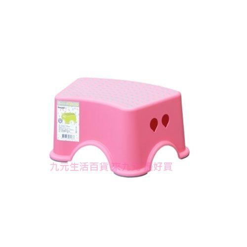 【九元生活百貨】聯府 RC-114 小圓點止滑椅 板凳 兒童椅 塑膠椅 RC114