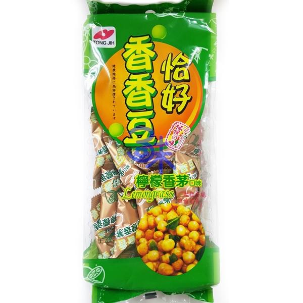 (印尼) 統記 恰好香香豆- 檸檬香茅  1包 220公克 特價 75元 【4714431052946 】