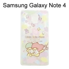 雙子星透明軟殼 [TS3] Samsung Galaxy Note 4 N910U【三麗鷗正版授權】