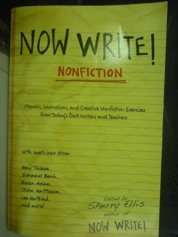 【書寶二手書T8/原文書_HSM】Now Write! Nonfiction: Memoir