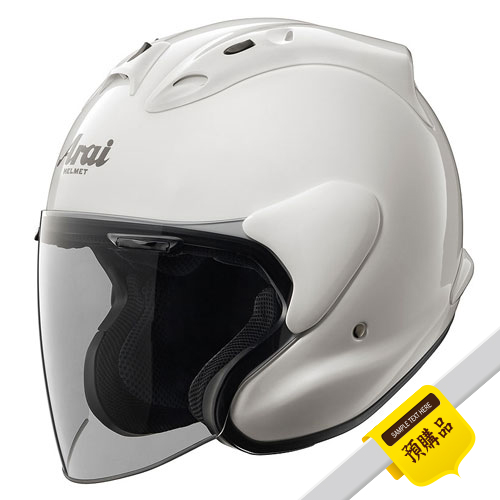 ◉兩輪車舖◉-Arai MZ 半罩式素色系列頂級安全帽
