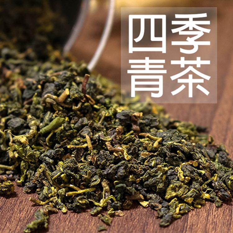 【MTT】四季青茶500g(研磨/原片茶葉)