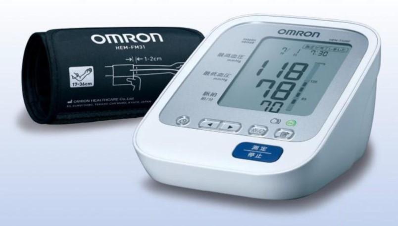 """【醫康生活家】""""歐姆龍"""" 電子血壓計 HEM-7320(網路不販售 價格僅供參考,歡迎來電諮詢)"""