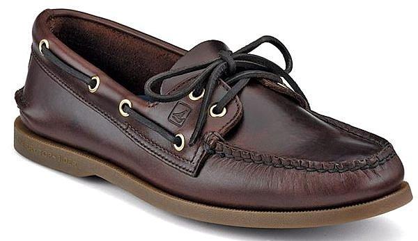 【零碼出清4.5折,全館免運】SPERRY Men's Boat Shoe 男士帆船鞋 經典油