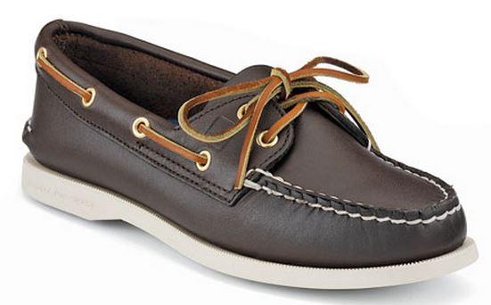 【零碼出清4折,全館免運】SPERRY Women's Boat Shoe 女士帆船鞋 布朗
