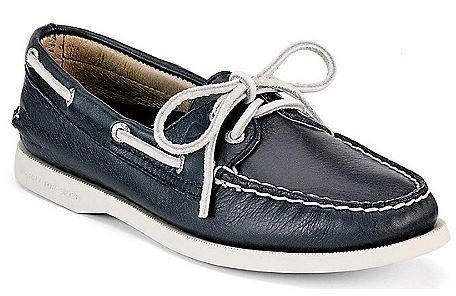 【零碼出清4折,全館免運】SPERRY Women's Boat Shoe 女士帆船鞋 海軍藍