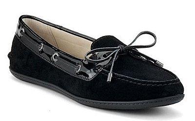 【零碼出清2.5折,全館免運】SPERRY Women's Boat Shoe 女士反毛牛皮帆船鞋 黑