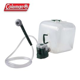 Coleman 攜帶式電動淋浴器 露營│旅遊 CM-10385
