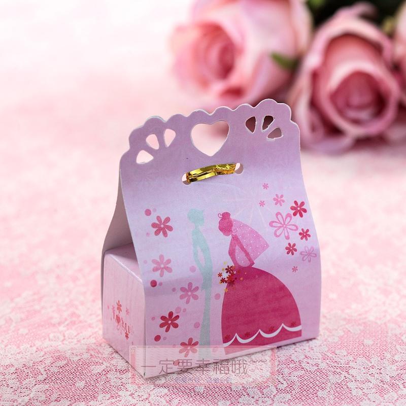 一定要幸福哦~~I LOVE YOU新人喜糖盒、盒.婚禮小物.送客喜糖