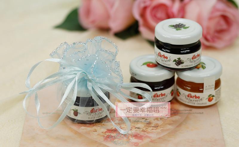 一定要幸福哦~~D'arbo 奧地利天然果醬、生日、婚禮小物、送客禮,果醬