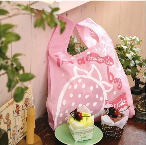 一定要幸福哦~~海棉蛋糕購物袋(20個特價2400元)、送客禮、蛋糕毛巾、生日禮、購物袋