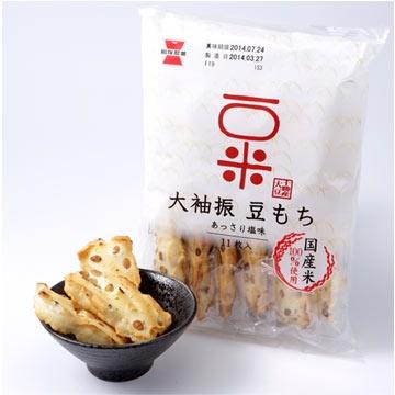 岩塚大袖振豆米果 101.2g