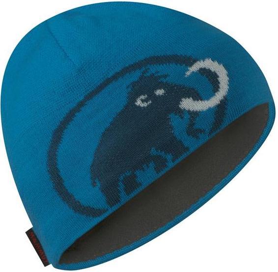 Mammut 長毛象 毛帽/登山保暖帽/滑雪/旅遊 Tweak Beanie 1090-01351-5872 大西洋藍
