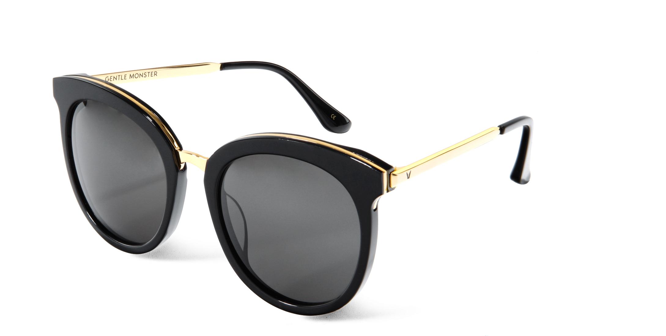 8aaff6d32350 GENTLE MONSTER LOVESOME ONE 01 GOLD 韓國超強勢太陽眼鏡品牌~ ~全球時尚部落客愛用推薦!!!