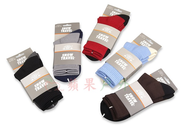 【【蘋果戶外】】AR-59 Snow Travel 《買五送一》澳洲美麗諾羊毛襪保暖襪 中筒襪.賞雪襪.登山襪 休閒襪