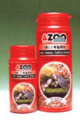 ★優逗★ AZOO 9合一烏龜飼料(兩棲爬蟲用) 120ML