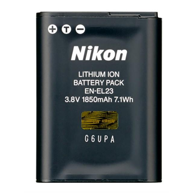【Nikon】EN-EL23 原廠鋰電池 (裸裝)Coolpix P600