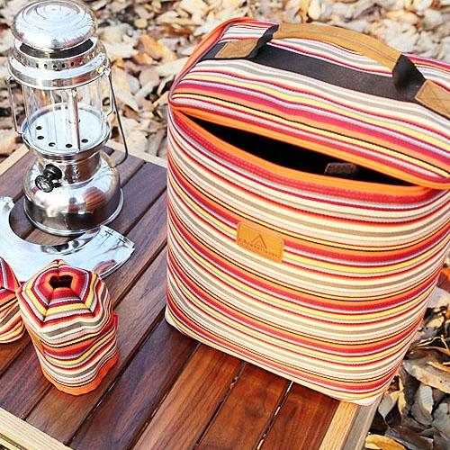 【露營趣】中和 CAmping scape 汽化燈收納袋 M 露營燈 野營燈 瓦斯燈 煤油燈 燃料袋 燈袋 攜燈袋 保護袋