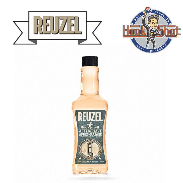 HOOK SHOT》Reuzel Aftershave 鬍後水 收斂水 鬍後舒緩 香味持久 豬油原廠授權經銷