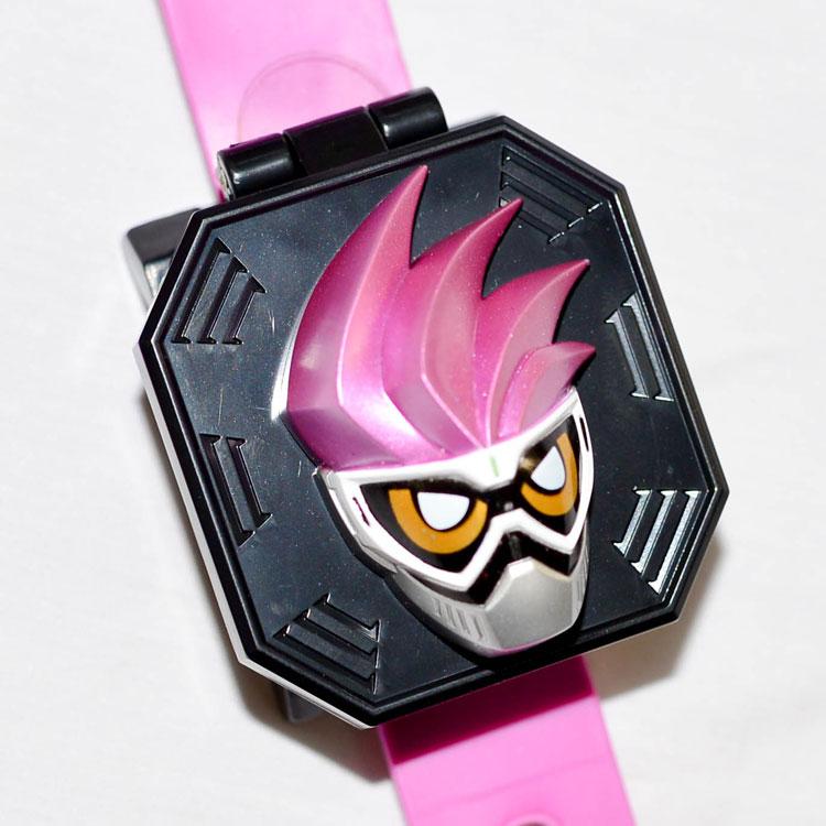 假面騎士 Ex-Aid 兒童電子手錶 日本帶回BANDAI正版