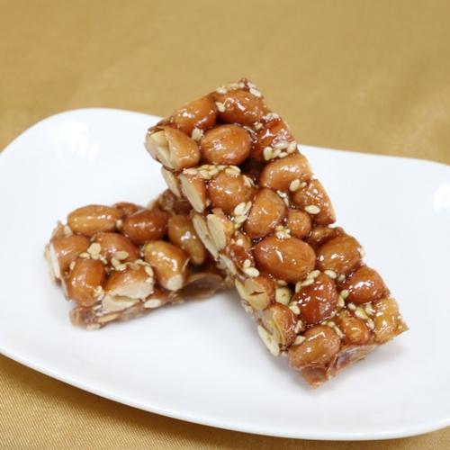 【食在幸福 雪花餅】花生糖(每包200克)