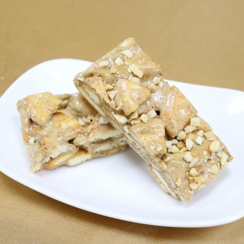 【食在幸福 雪花餅】堅果咖啡雪花餅 (袋裝15入)