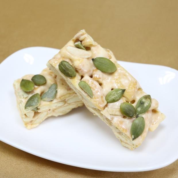 【食在幸福 雪花餅】披薩雪花餅 (袋裝15入)